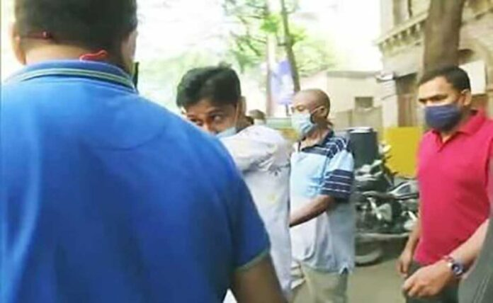 NCB Raid: A TV actress caught red handed