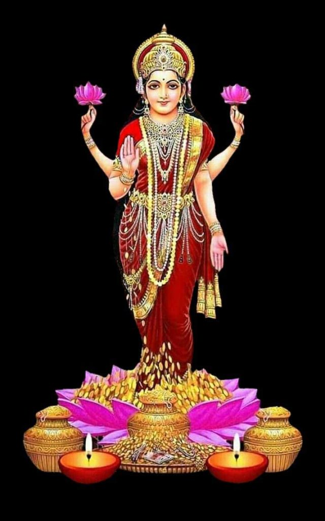 wants to get the blessings of Maa Laxmi take care of some things there will be no shortage of funds