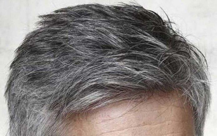 Turn white hair to black in Ayurvedic way know how