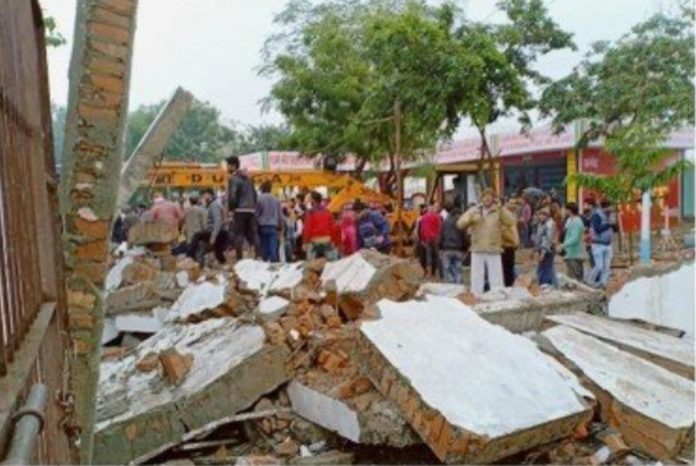 IN Muradnagar Cemetery Incident many Shocking evidence revealed in the investigation