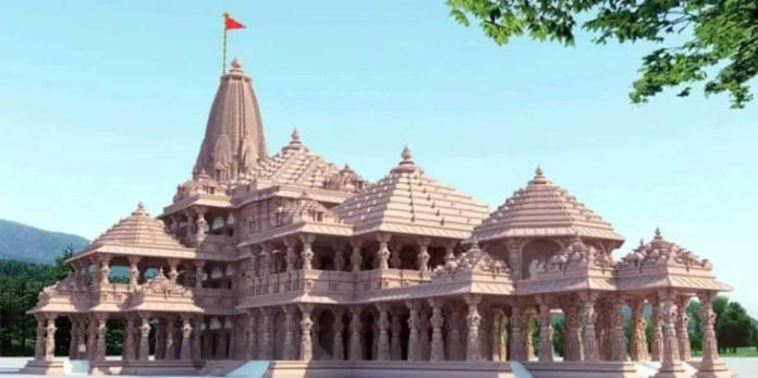 Digging of foundation for ram mandir in Ayodhya begins after worshiping Vedic customs