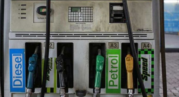 Petrol prices cross Rs 85 in Delhi, Diesel too near record highs