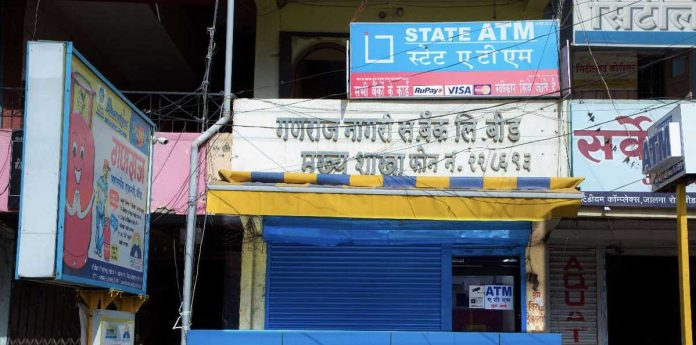 In Alwar within 48 hours the second ATM was uprooted by crooks 12.70 lakh were present