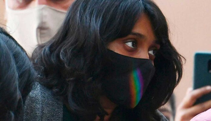 Toolkit Case: Court sends Disha Ravi to police custody for a day