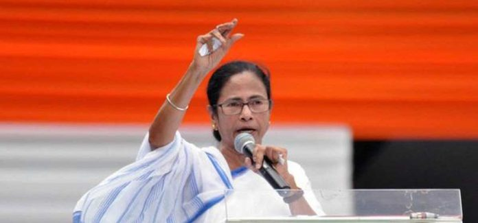 Mamata Banerjee attacked central government for arrest of Disha Ravi in toolkit case