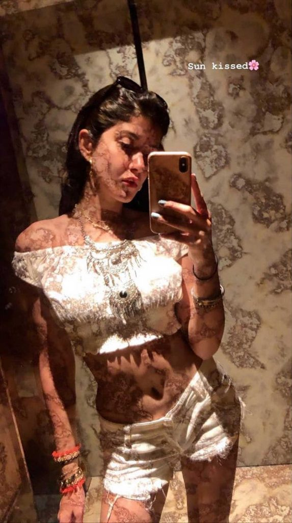 Shanaya Kapoor's tremendous fan following, it's hard to ignore Beautiful star kid