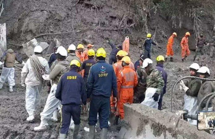 Uttarakhand Disaster DRDO team reaches Uttarakhand's Chamoli, explains the reason for the disaster