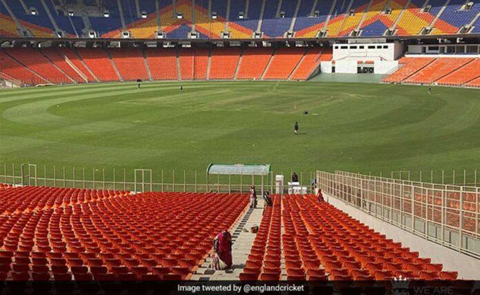 Shiv Sena angry over renaming 'Motera Stadium' as Narendra Modi Stadium