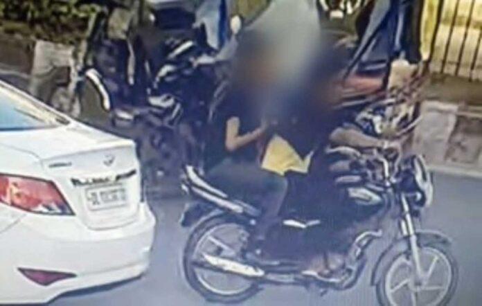 Delhi Police arrested Bunty-Babli for Snatching in West Delhi