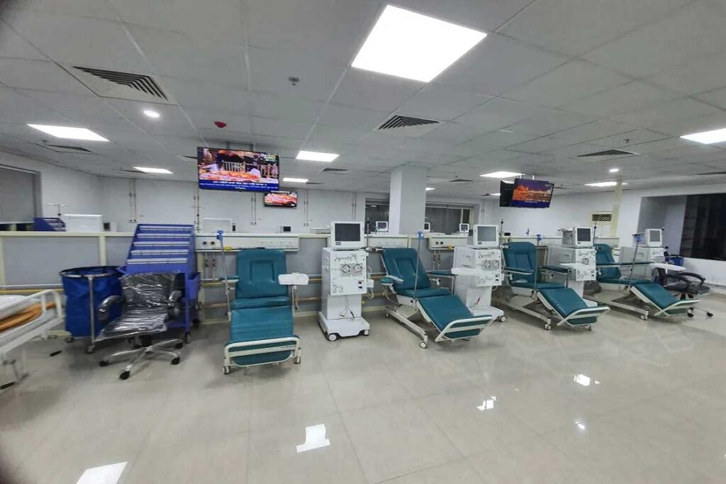 DSGMC opens India's largest kidney dialysis hospital in Delhi, free treatment