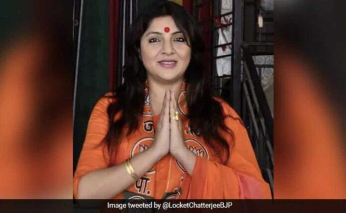 BJP fielded minister Babul Supriyo, MP Lockett Chatterjee in West Bengal Polls