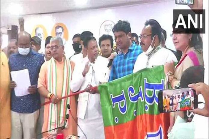 West Bengal Assembly Election: Today 5 TMC MLAs join BJP