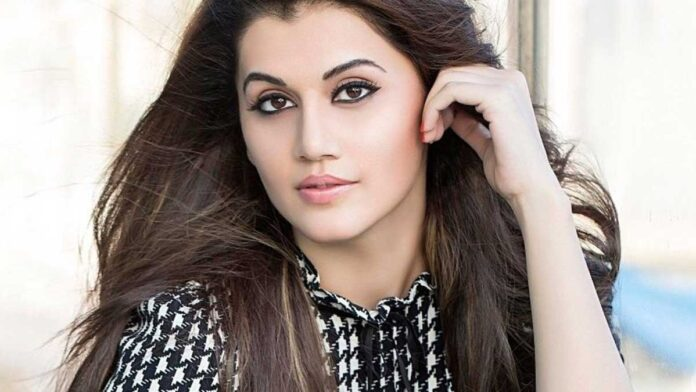 Taapsee Pannu tweeted on the Supreme Court's question to the accused of Rape and wrote- Plain simple DISGUST