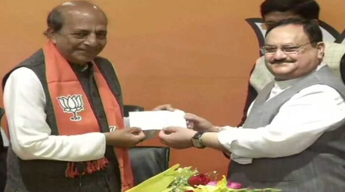 Dinesh Trivedi joins BJP, TMC alleges betrayal of party