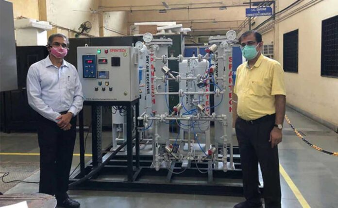 COVID-19 IIT Bombay discovered a new way of generating oxygen