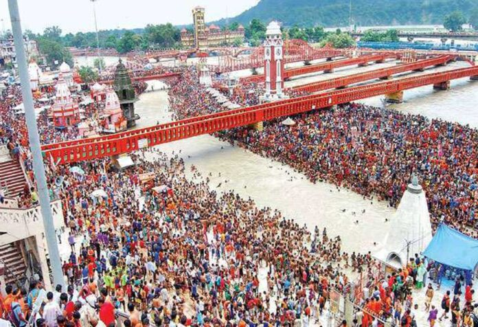 Kumbh Mela 2021 No discussion on starting time to continue the fair officials