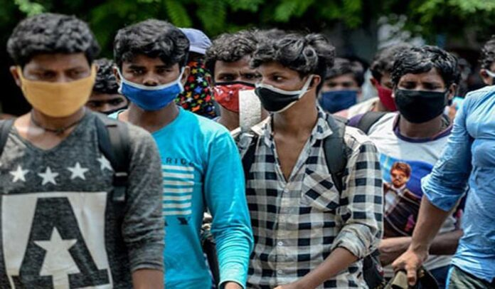 More than 10,000 Covid-19 cases in Tamil Nadu for the third day in a row