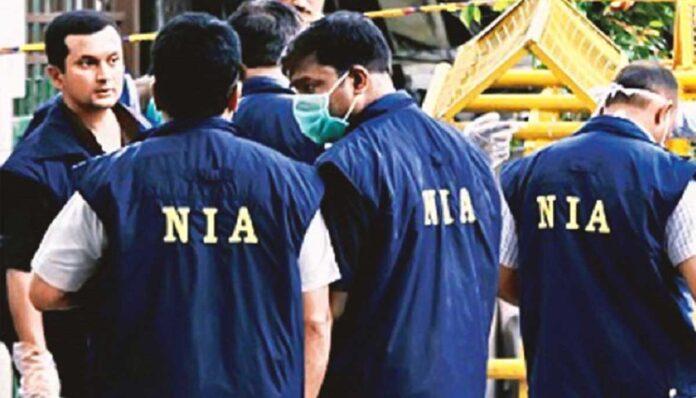 Mukesh Ambani home bomb scare NIA arrests Sachin Wazes associate Riyaz Kazi