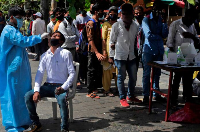 3.5% Covid positivity in Delhi lowest since March 31