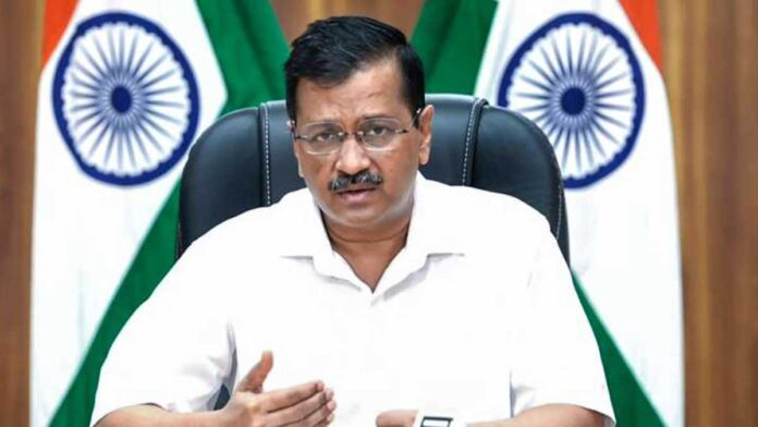 Arvind Kejriwal announces free education for orphans by Covid