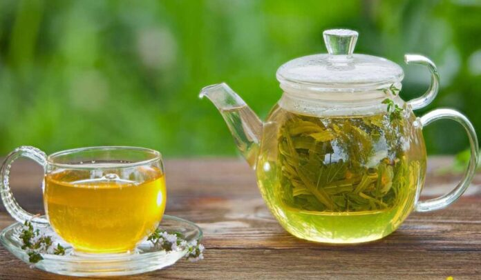 Benefits of drinking one cup of green tea daily