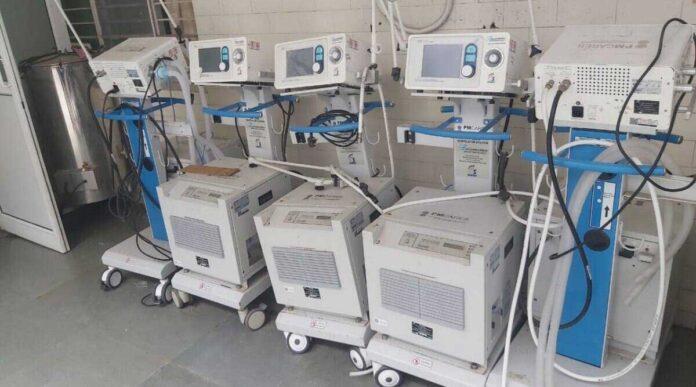 Controversy over bad ventilators increases in Maharashtra