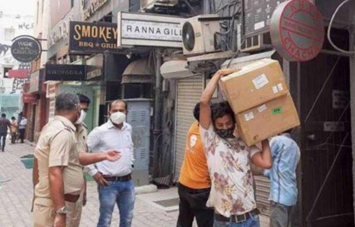 Delhi Police in court in Oxygen Concentrator black marketing case
