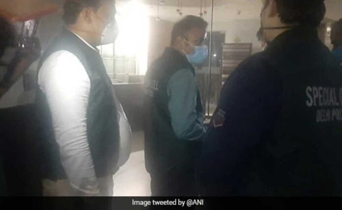 Delhi Police visits Twitter offices amid controversy over Congress Toolkit tweet