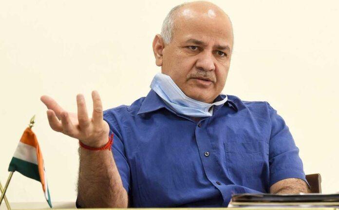 Manish Sisodia said on vaccine exports