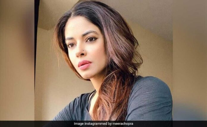 Meera Chopra accused of getting vaccinated out of turn denied the allegations