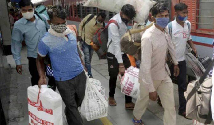 More than 8 lakh migrants leave Delhi in 4-week lockdown