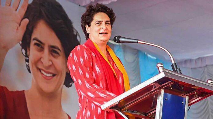 Priyanka Gandhi called for reconsideration of CBSE 12th regular exams
