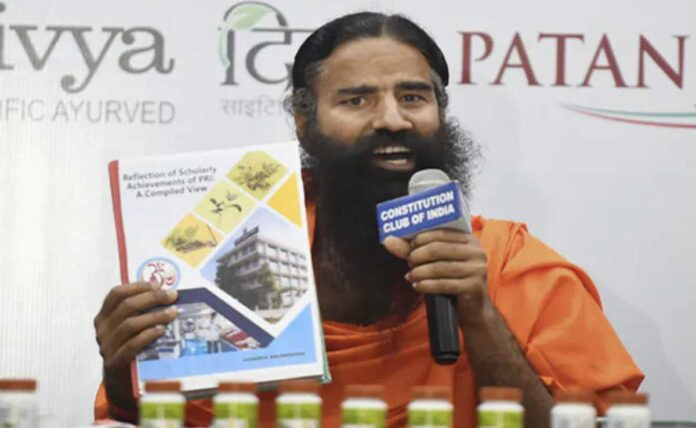 health minister asks ramdev to withdraw objectionable remarks on doctors