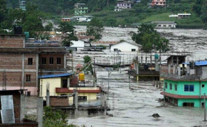 1 Indian 2 Chinese workers killed in Nepal flood