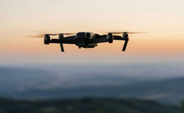 8 camera drones found in car near Nepal border