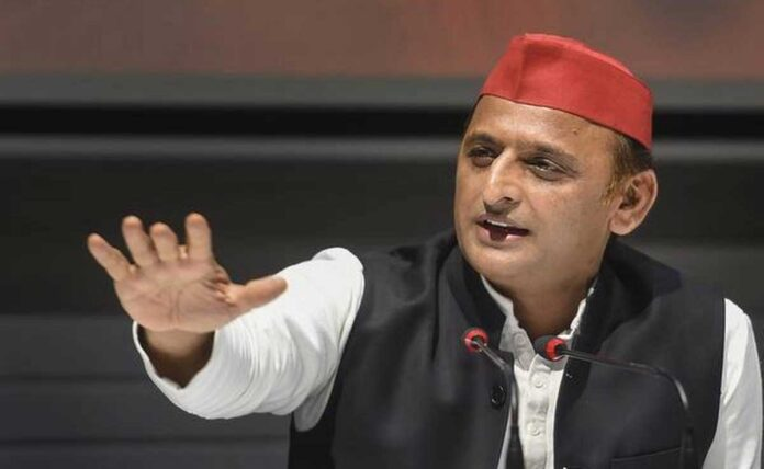 Akhilesh Yadav accuses UP government of hiding actual Covid deaths data
