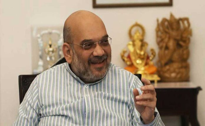 Amit Shah to visit 3 vaccination centres tomorrow during his 2-day visit to Gujarat