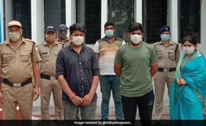 BJP Mahila Morcha leader arrested for land grabbing in Dehradun