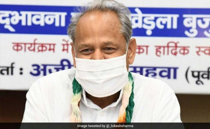 BJP attack Rajasthan government on allegation of phone tapping by MLA