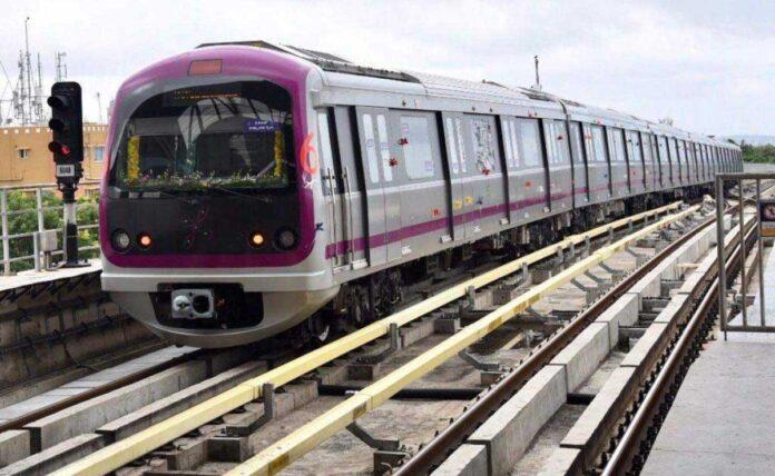 Bengaluru Metro will run every 5 minutes in peak hours from tomorrow