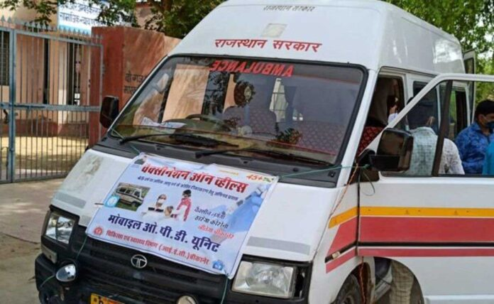 Bikaner is the first city in the country to introduce door-to-door vaccination