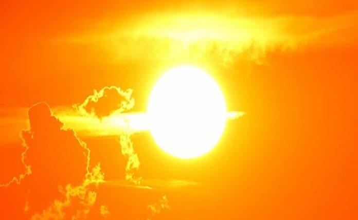 IMD Delhi records maximum temperature of 33.4 degrees Celsius