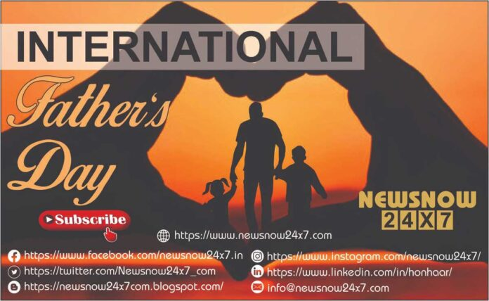 International Father's Day 2021