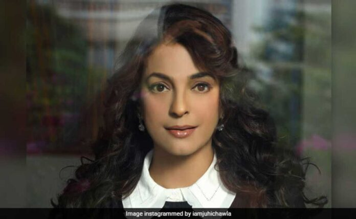 Juhi Chawla moves court to stop 5G services in India