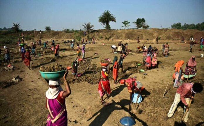 The Gujarat government called the MGNREGA scheme a 'life saver' for labourers during the COVID-19 pandemic