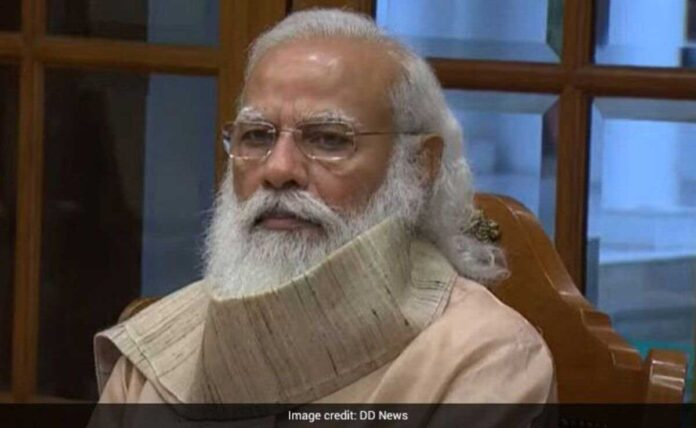 PM Modi reviews COVID Vaccination progress