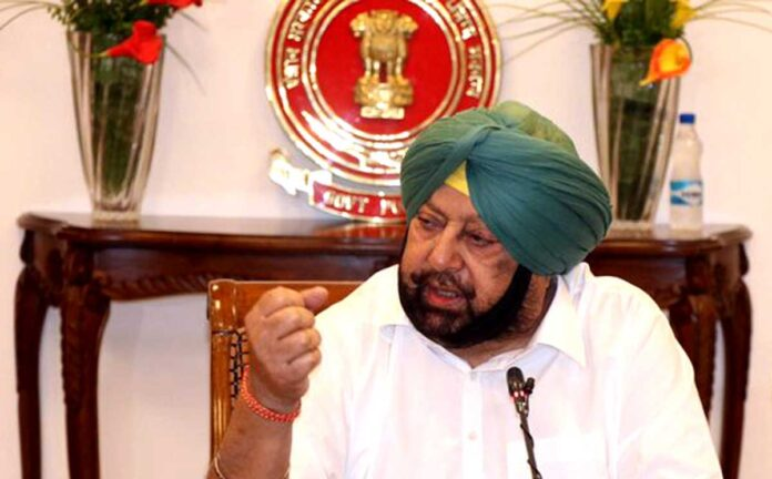 Punjab Chief Minister ordered Covid Vaccination on priority basis for students going abroad