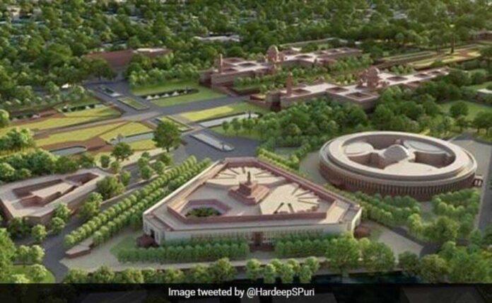 Puri slams Congress for criticising Central Vista project