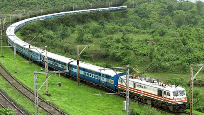 Railway approved the operation of 660 more trains due to lesser cases of Covid