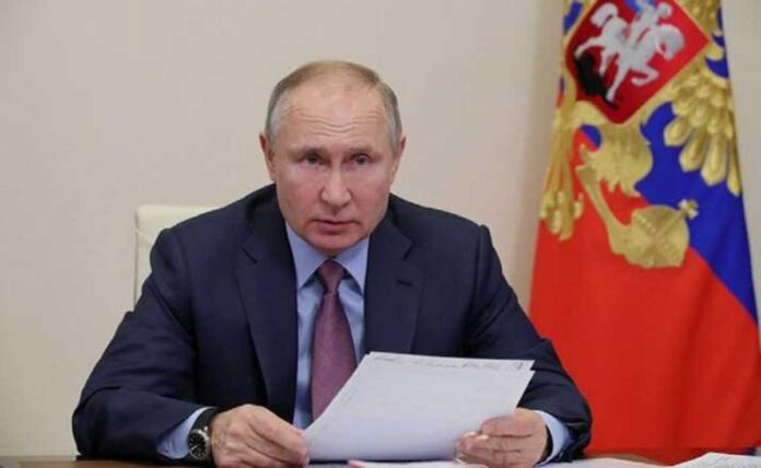 Russia is the only country ready to transfer Covid vaccine technology, Vladimir Putin
